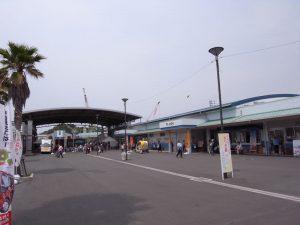 道の駅うわじまきさいや広場