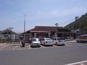 道の駅津田の松原