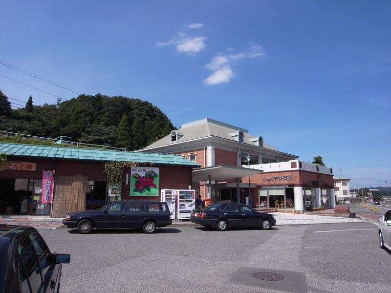 道の駅赤来高原
