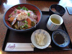 魚山亭 海鮮丼