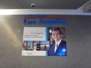 LA国際空港