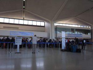 ニューアーク国際空港